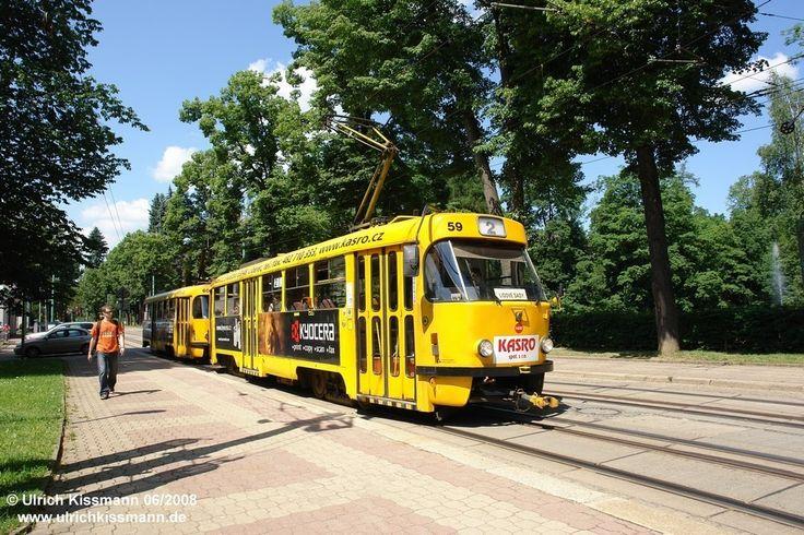 59 Liberec Botanicka-ZOO 05.06.2008 - (ČKD) Tatra T3