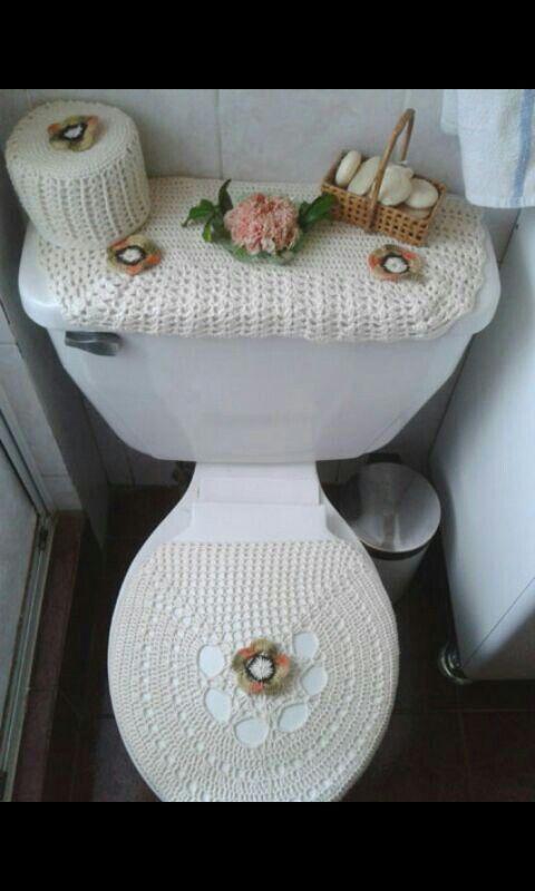 Set De Baño Reciclado: de baños baño buscar para hook decoracion de baño reciclado crochet