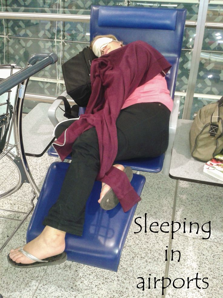 Some advises to get the most out of your sleep in an airport http://aworldofbackpacking.com/sleeping-in-airports/