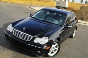 2003 Mercedes C240