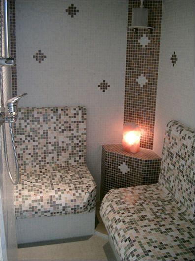 128 best Bad images on Pinterest Bathroom, Bathroom ideas and - sternenhimmel für badezimmer