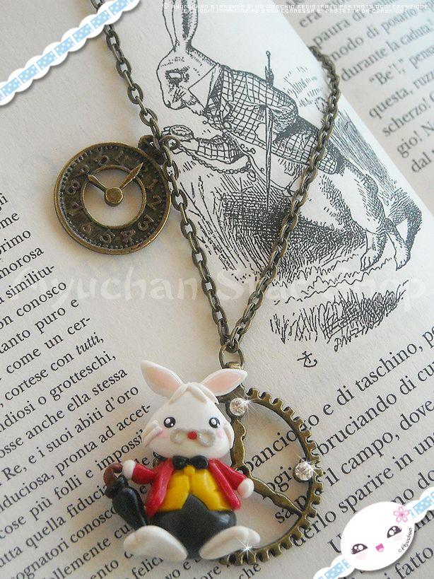 Alice in Wonderland - Rabbit by ~AyumiDesign on deviantART