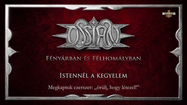 Ossian - Istennél a kegyelem (Hivatalos szöveges video / Official lyrics...