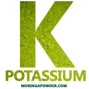 Moringa Oleifera's Potassium Benefits                                                                                                                                                                                 More