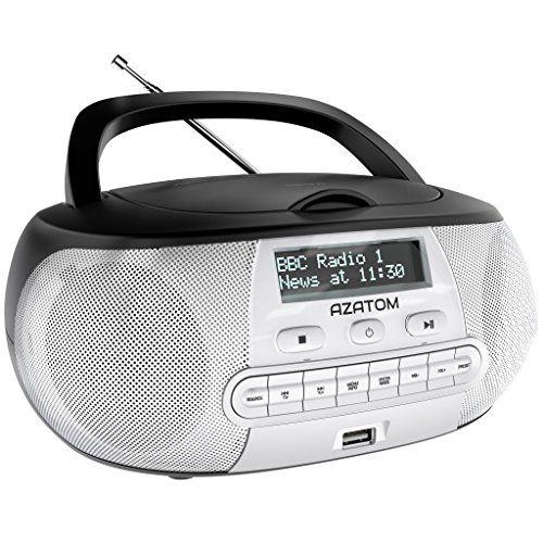 dab radio cd players