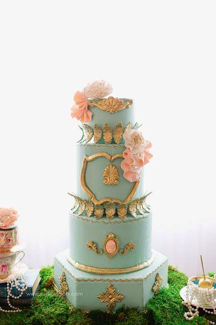 Cakes Table Ideas
