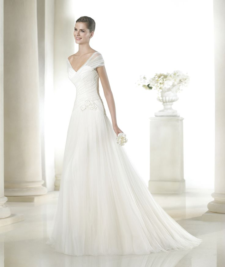 Style * SANDER * » Wedding Dresses » Fashion 2015 Collection » by San Patrick