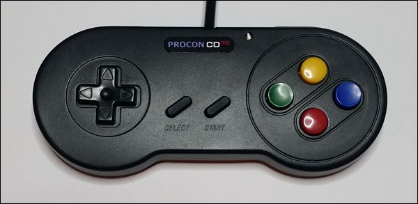 Indie Retro News: ProCon CD32 - Third party gamepad for the Amiga / Amiga CD32 that looks awesome