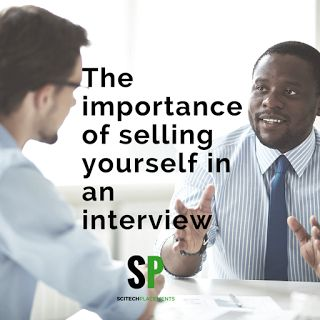 HR Today:  Selling yourself in an interview- What you need t...