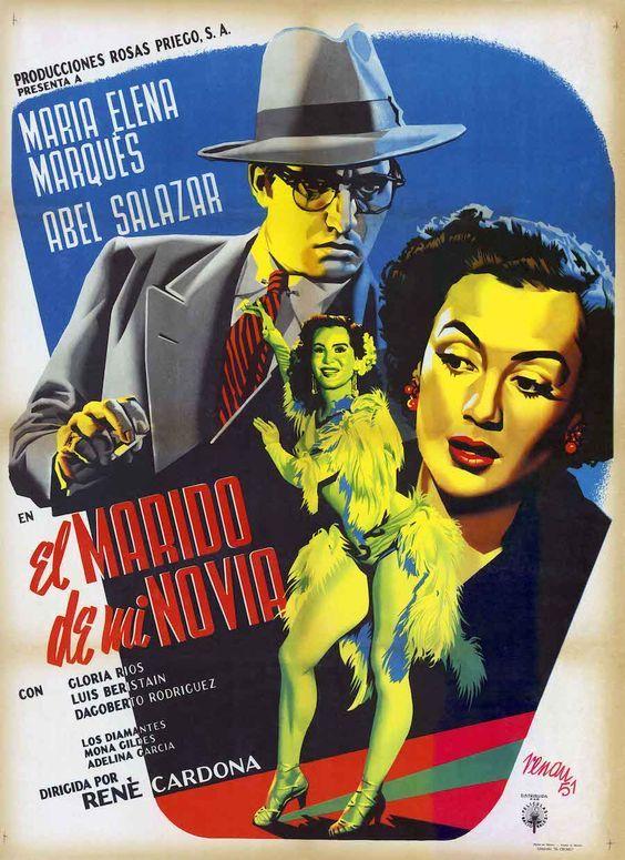 El marido de mi novia (1951) de René Cardona - tt0300180