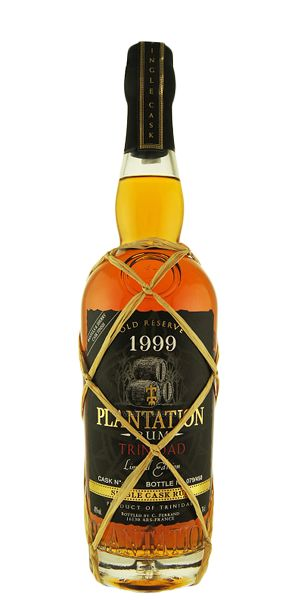 A single-cask Rum that is aged first in Sherry casks and then finished in Cognac barrels. Limited edition, only 450 were bottled. GBP 34.99