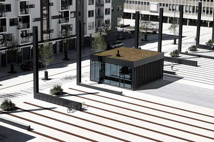 Roof-Park-Plaza-Playground-Polyform-Arkitekter-06 « Landscape Architecture Works | Landezine