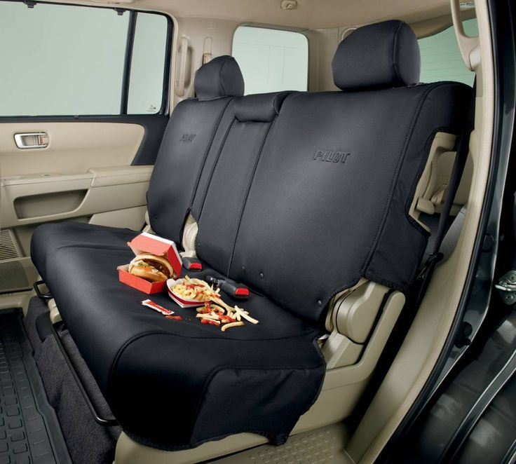 Honda Pilot Second Row Seat Covers - College Hills Honda