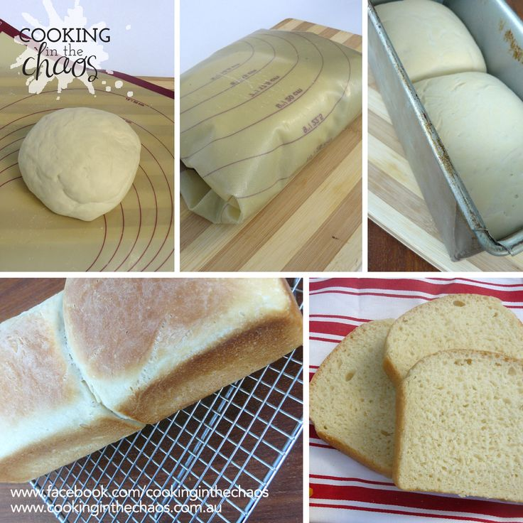 Basic Bread - Thermomix