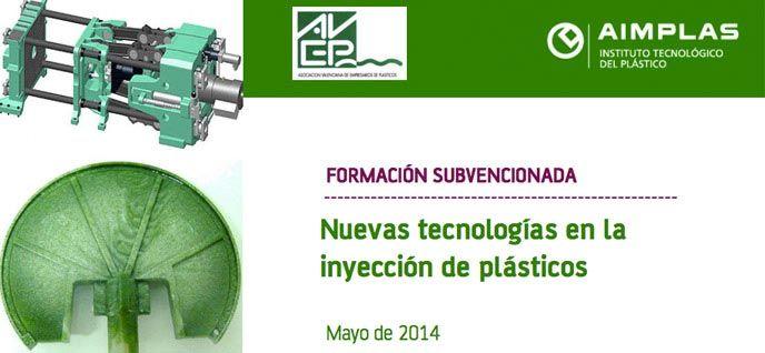 Dentro del sector del plástico, podemos encontrarnos con un curso gratis de nuevas tecnologías en la inyección de plásticos, dirigido a empr... | http://formaciononline.eu/curso-gratis-inyeccion-de-plasticos/