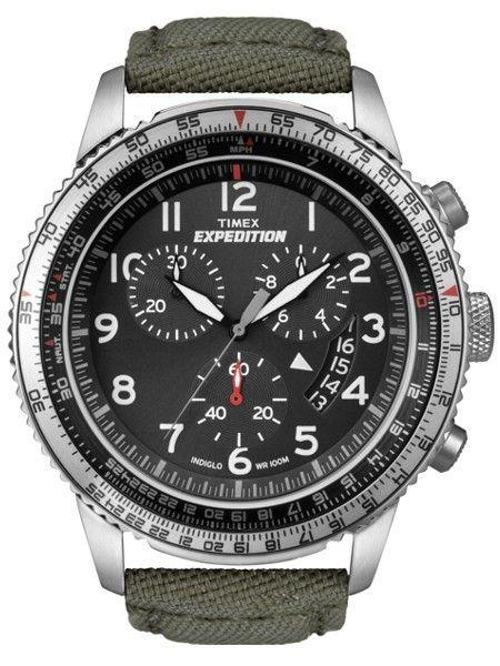 Relógio TIMEX EXPEDITION MILITARY CHRONO - T49823