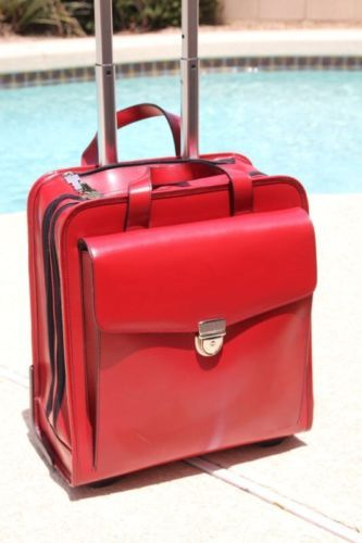 Jack Georges Milano Collection Rolling Briefcase - Red - Vertical Laptop  Jack-Georges-Milano-Collection-Rolling-Briefcase-Red-Vertical-Laptop  resellingrevealed.com