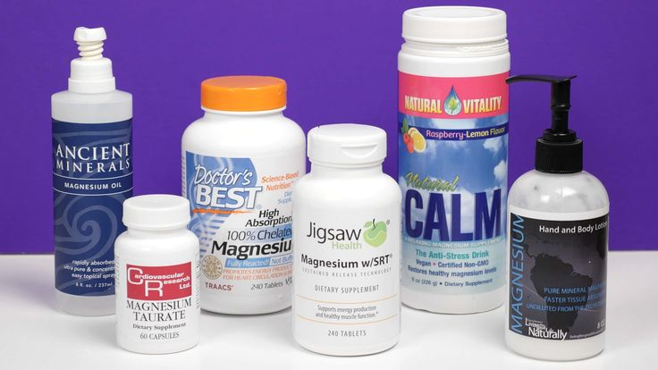 Wondering what the best magnesium supplement is? Along with diet, adding magnesium supplements can help correct a deficiency. Find out which one is best.