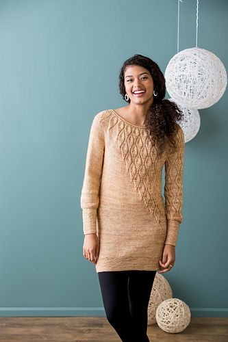 Ravelry: Plumage Pullover pattern by Ashley Rao
