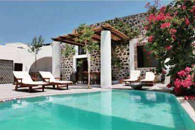 Domus Philosophy | Villa in Santorini