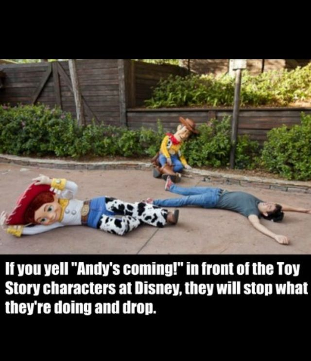 Want to go to Disney land and try this out