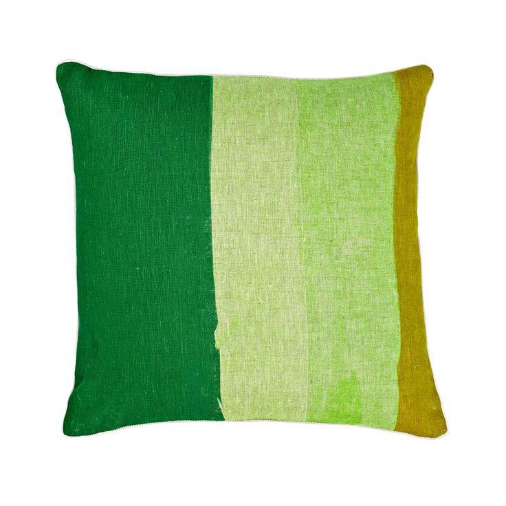 HP Green Stripe 50cm - Bonnie and Neil