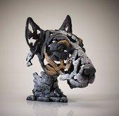 Edge Sculpture Bull-Terrier