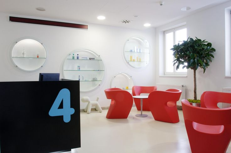 Modern clinic #Asklepion can offer you procedures from #plasticsurgery #dermatology and #stomatology. This pic is taken in a reception of plastic surgery department.