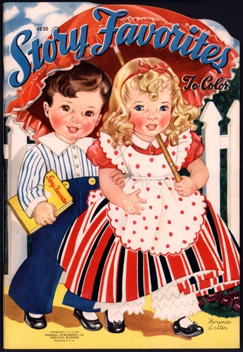 158 best VINTAGE COLORING BOOKS images on Pinterest Coloring pages - copy coloring pages of 3d shapes