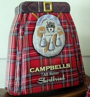 You would never find this in my house for three reasons.  1. I know how to make my own shortbread 2. If I do purchase shortbread, I get it from Walkers. Period. 3. Campbells are not welcome in my home. Nor are their products. They are traitors and a disgrace to Scotland.