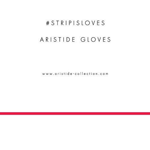 #STRIPISLOVES ARISTIDE Gloves - #checkthegrid