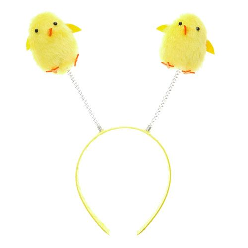Easter Chick Deely Boppers