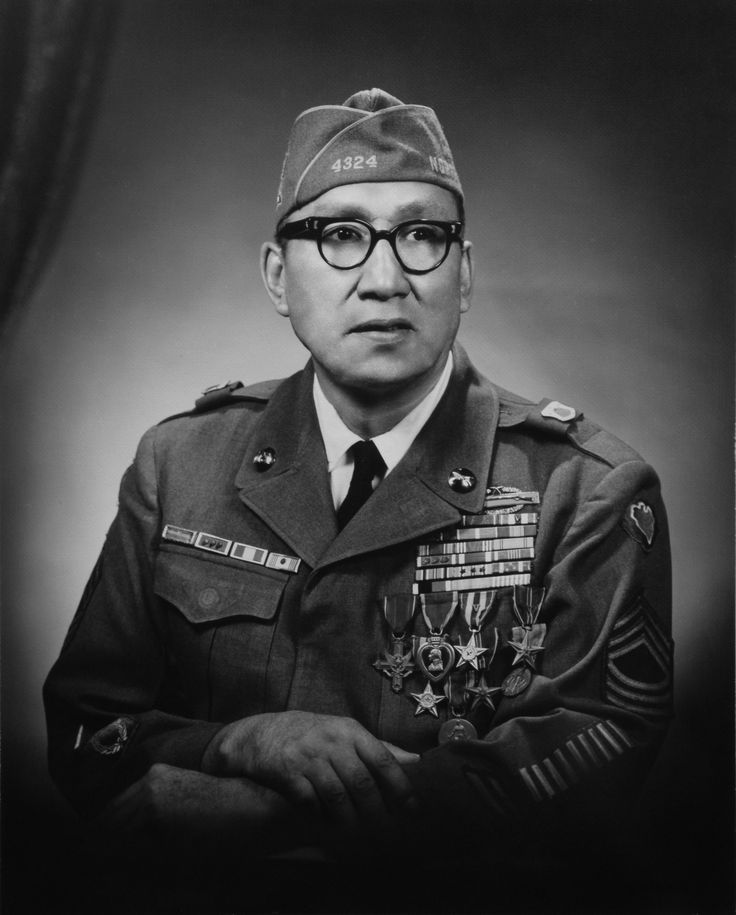 Medal of Honor Woodrow W. Keeble (Sioux) Master