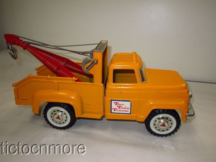 Toys Tow Truck 67