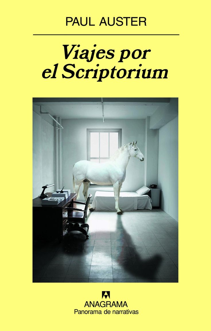 Viajes por el Scriptorium / Paul Auster (2015/01/19)