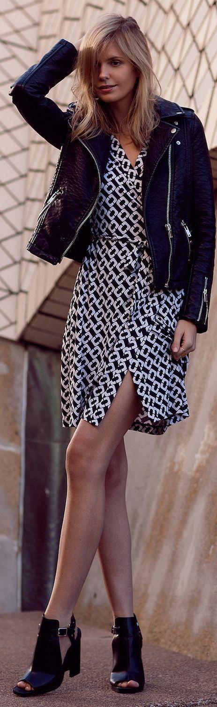 Zara Black Leather Peep Toe Ankle Stap Heeled Sandals by Tuula