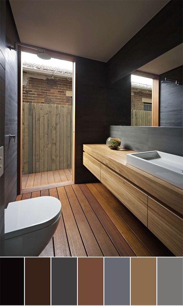 111 Scheme de culori pentru un design de vis in baie din care te poti inspira