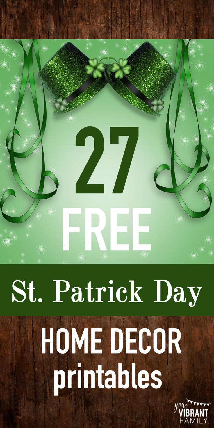 34 best images about teaching holiday st patrick 39 s day for St patricks day decorations for the home