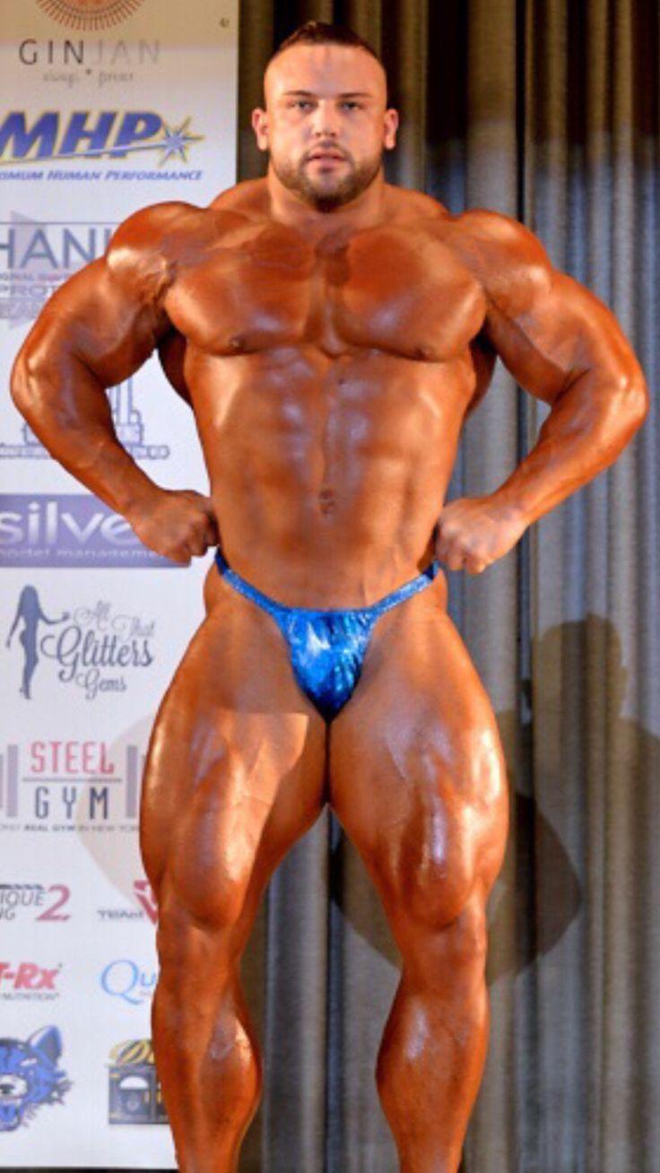 gtarm — myfavoritemusclemen: Nick Trigili | Posing Straps ...