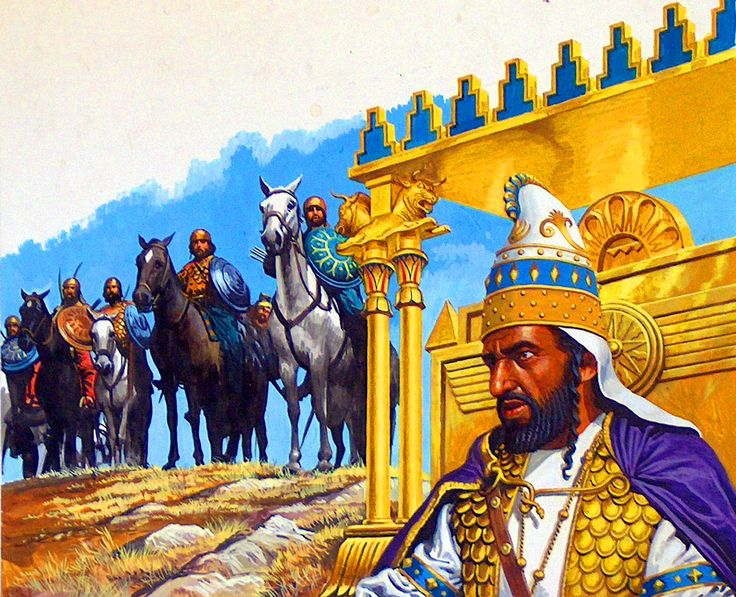 Darius III of Persia and the Macedonian companion cavalry during the Greco-Persian War