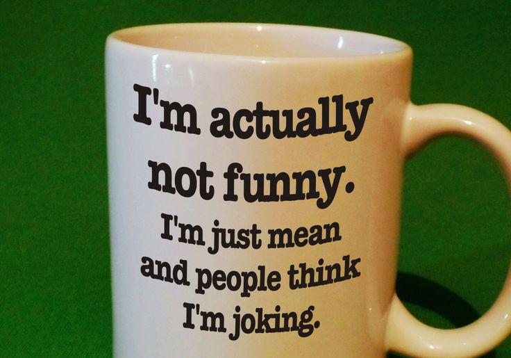 Funny Coffee Mug - Unique Gift Idea - Funny Gift Idea - Coffee Lover's Mug - Office Gift - Secretary Gift - Boss Gift - Birthday Gift Idea by SMARTalecsTX on Etsy https://www.etsy.com/listing/222808119/funny-coffee-mug-unique-gift-idea-funny