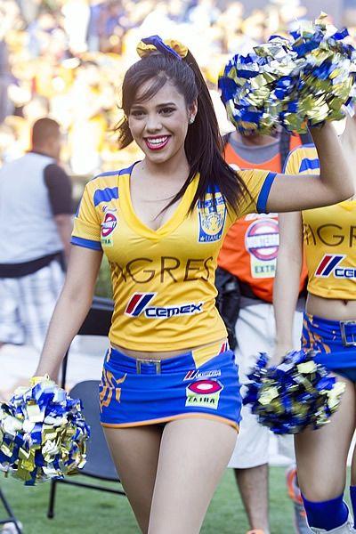 Chicas de la Jornada 7 del A2015 #Tigres #UANL
