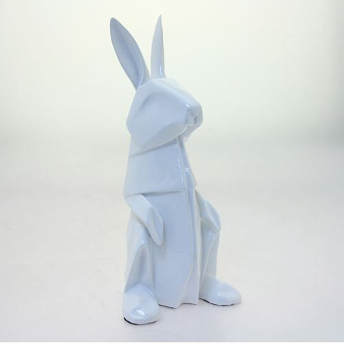 ma statue lapin origami paper related pinterest. Black Bedroom Furniture Sets. Home Design Ideas