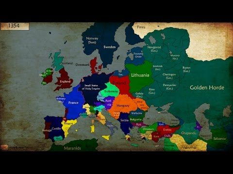 The History of Europe [1-2017] - YouTube