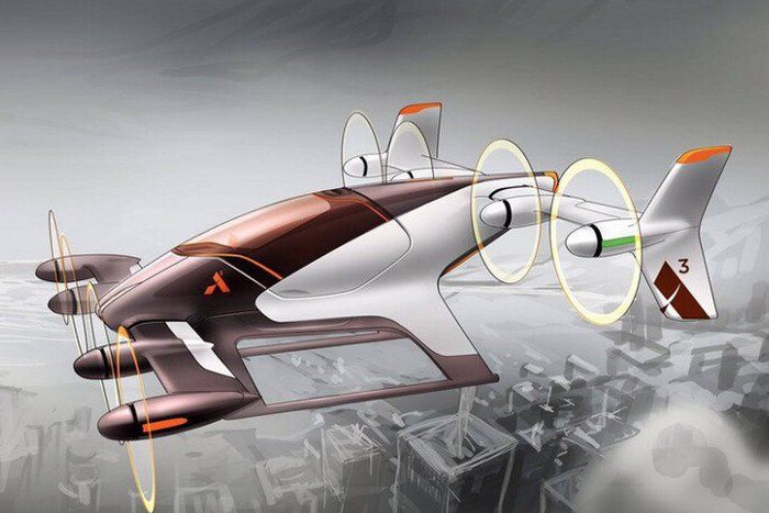 Aerospace giant Airbus plans to test a prototype for a self-piloted flying car as a way of avoiding gridlock on city roads by the end of the year.