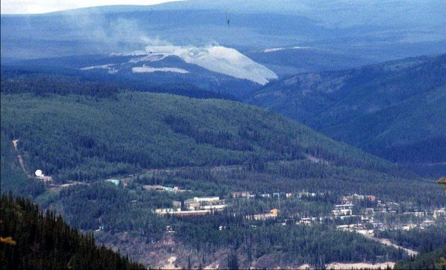 The original purpose of the Clinton Creek Oral History Project was to gather information about how the area around the former asbestos mine and company town had been used by locals prior to the establishment of the mine in the mid-1960s.