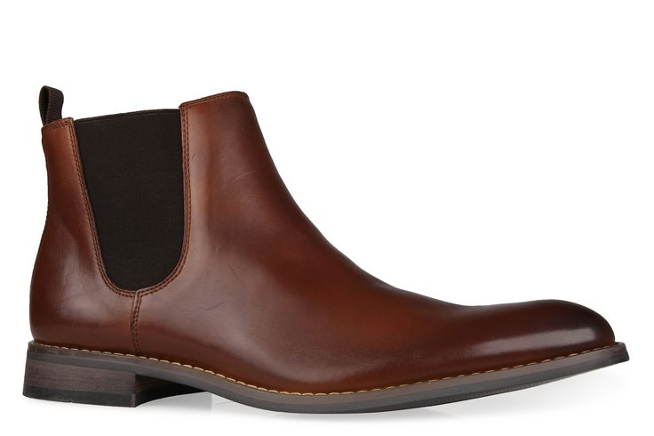 Shoe Connection - Bata - Ascot tan leather slip-on ankle boot. $189.99 https://www.shoeconnection.co.nz/mens/boots/slip-on-boots/bata-ascot-leather-slip-on-ankle-boot?c=Tan%20804-40723