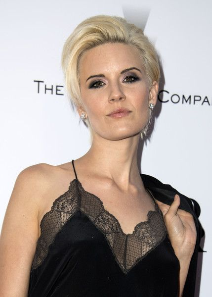 "Maggie Grace Photos Photos - Actress Maggie Grace attends the Weinstein Company 'Wind River"" Los Angeles Premiere at the theater at Ace Hotel, on July 26, 2017, in Los Angeles, California. / AFP PHOTO / VALERIE MACON - Premiere of The Weinstein Company's 'Wind River' - Arrivals"