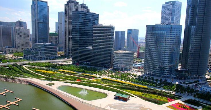 China(Tianjin)Pilot Free Trade Zone 天津自贸区 (2)