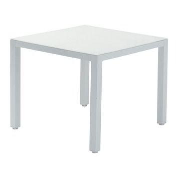 Tafel Palermo 90X90 cm wit in de beste prijs-/kwaliteitsverhouding, volop keuze bij GAMMA